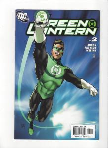 Green Lantern # 2 (2005) Carlos Pachecho Mint