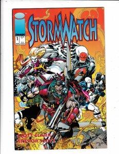 Stormwatch #1 (1993)