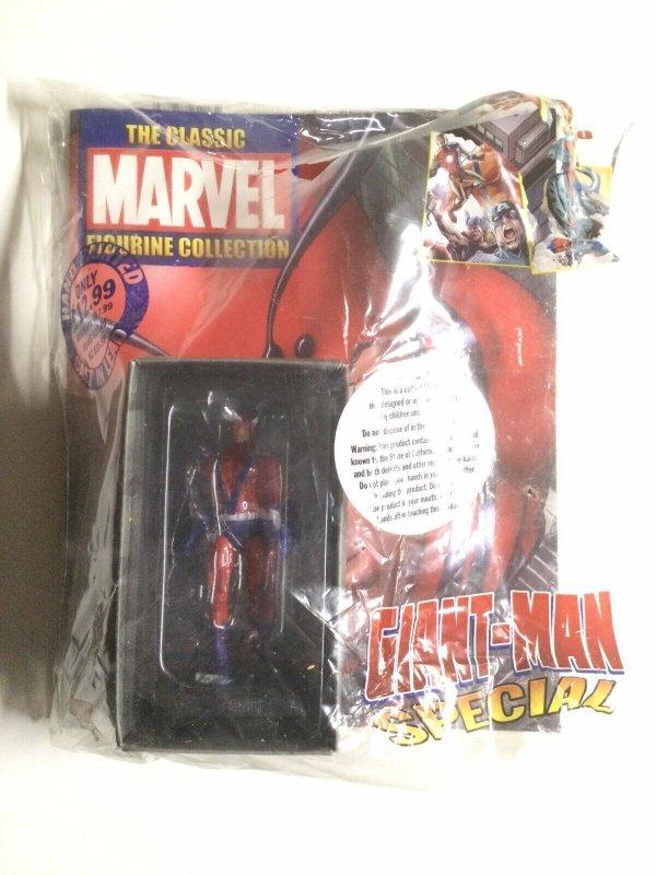 Giant-Man Special Figure and Magazine Marvel Lead Eaglemoss
