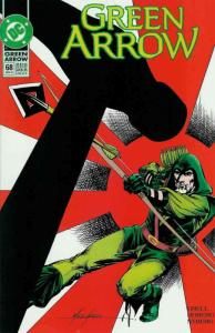 Green Arrow #68 VF/NM; DC | save on shipping - details inside