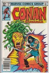 Conan the Barbarian #139 (Oct-82) NM Super-High-Grade Conan the Barbarian