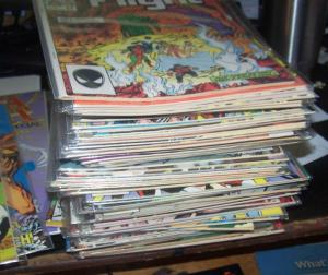 alpha flight comic lot 98 issues 1-122 +annuals 1st lady deathstrike+jim lee