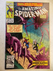 AMAZING SPIDER-MAN # 372 MARVEL ACTION ADVENTURE
