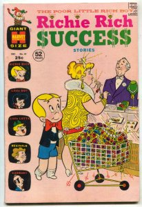 Richie Rich Success Stories #41 1971- Little Dot- Giant F/VF