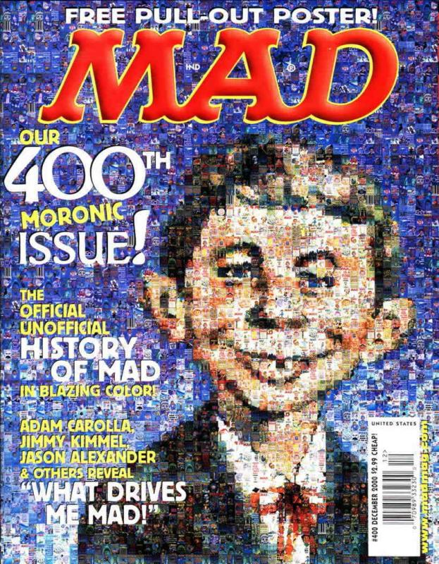 Mad #400 VF/NM; E.C | save on shipping - details inside