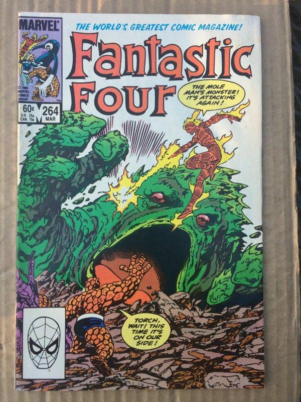 Fantastic Four #264 (1984)