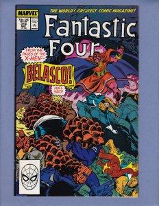 Fantastic Four #314 FN Marvel 1988
