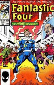 Fantastic Four (1961 series) #302, NM (Stock photo)