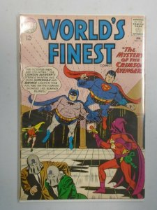World's Finest #131 3.0 GD VG (1963)