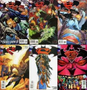 SUPERMAN BATMAN (2003) 28-33  The Enemies Among Us COMICS BOOK