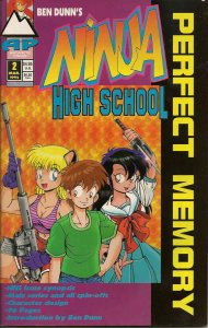 Ninja High School Perfect Memory #2A FN; Antarctic | save on shipping - details