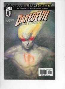 DAREDEVIL #48, VF/NM HardCore, Bendis, 1999 2003, Marvel, more DD in store