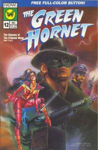 Green Hornet, The (Vol. 2) #12A FN; Now | save on shipping - details inside