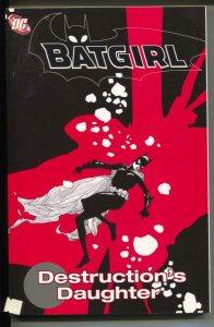 Batgirl: Destruction's Daughter-Anderson Gabrych-TPB-trade