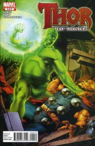 Thor: First Thunder #4 VF/NM; Marvel | save on shipping - details inside