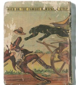 Tim Tyler's Luck Ivory Patrol ORIGINAL Vintage 1937 Whitman Big Little Book
