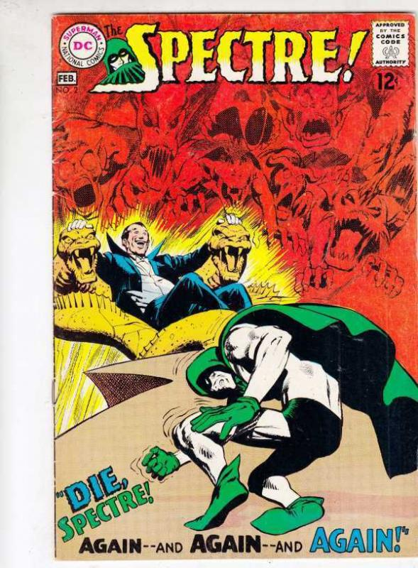 Spectre 2 The strict VF/NM- 9.0 High-Grade Wythville Cert. Adams 40 pct BV$111