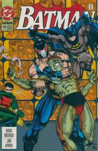 Batman #489 VF/NM; DC | save on shipping - details inside