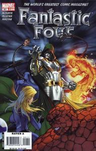 Fantastic Four (2003 series) #551, NM (Stock photo)