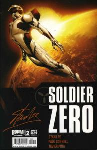 Soldier Zero #2A VF/NM; Boom! | save on shipping - details inside