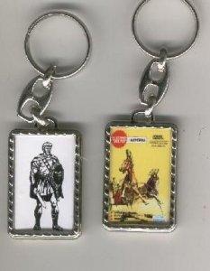 LLAVERO: Olac (Marco) el gladiador  numero 02: Legion de gladiadores