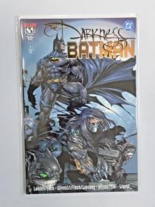 Darkness Batman #1 - see pics - 8.0 - 1999