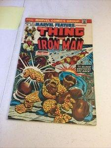 Marvel Feature 12 Vg+ Very Good+ 4.5 Marvel Comics