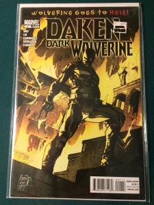 Daken Dark Wolverine #1