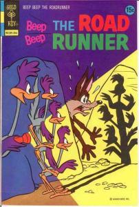 BEEP BEEP THE ROAD RUNNER (GK) 35 VF-NM  1973 COMICS BOOK