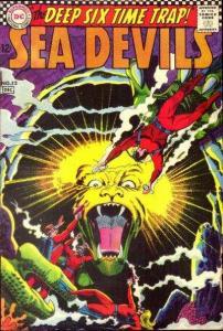 Sea Devils #32, Fine (Stock photo)