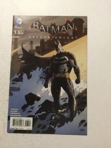 Batman Arkham Knight 3 Variant NM Near Mint