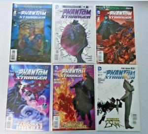 Phantom Stranger lot 17 different books 8.0 VF (2012)