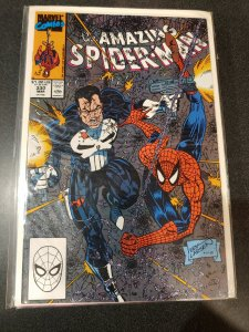 AMAZING SPIDER-MAN #330 VF/NM MARVEL CLASSIC MODERN