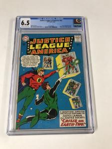 Justice League (1st Series) #22 CGC 6.5