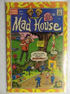 Archie's Madhouse #64