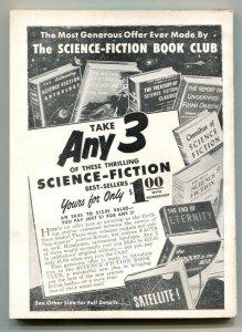 Super-Science Fiction April 1958- Asimov- Ellison VF-