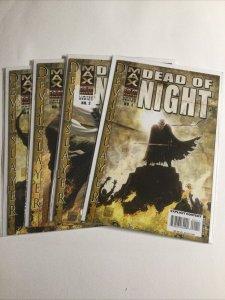 Dead of Night 1 2 3 4 Lot run set Near Mint Nm Max Comics
