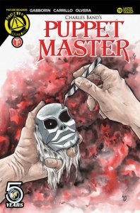 PUPPET MASTER #19, VF/NM, Bloody Mess, 2015 2016, Dolls, Killers, Williams