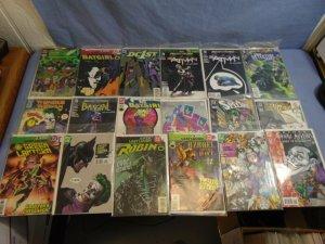 DC Comics Joker Lot 18 Books Various Titles Batgirl Batman New 52 Azrael & More!