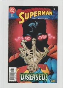 Superman 197 VF 8.0 (2003, DC) McDaniel Art!