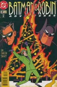 Batman and Robin Adventures, The #3 VF/NM; DC | save on shipping - details insid