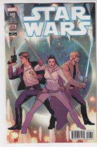 STAR WARS (2015 MARVEL) #49