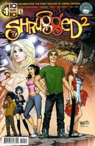 Shrugged (Vol. 2) #1A VF/NM; Aspen | save on shipping - details inside