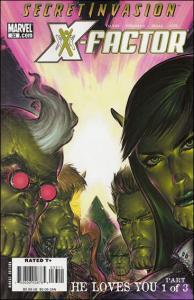 Marvel X-FACTOR (2006 Series) #33 FN+