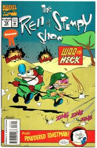 Ren & Stimpy Show #18 (Marvel, 1994) NM