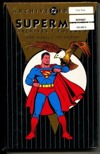 Superman: The Worlds Finest Archives 4 hardcover- sealed
