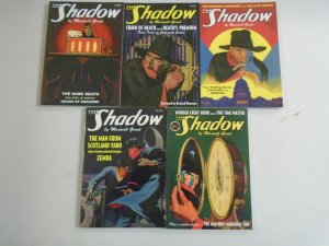The Shadow TPB lot 5 different titles