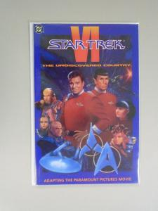 Star Trek Movie Special VI The Undiscovered Country #1 D - 8.0 - 1991