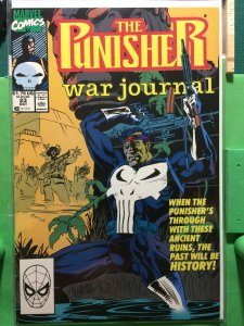The Punisher War Journal #23