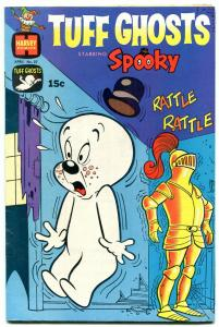 TUFF GHOSTS #37 1970-SPOOKY-HARVEY COMICS WENDY CASPER FN/VF